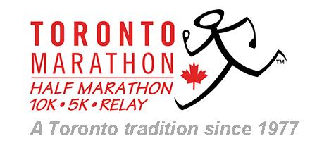 graphic relating to Printable Race Bibs Free referred to as Toronto Marathon
